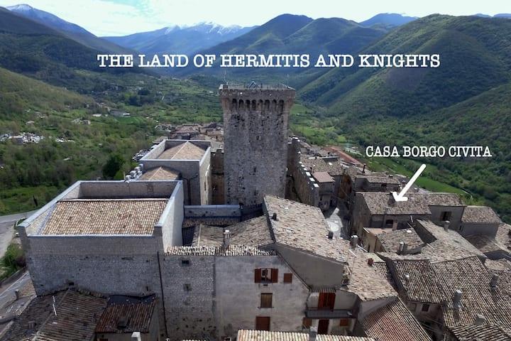Da Marco Casa Vacanze Borgo Civita - ID 6678