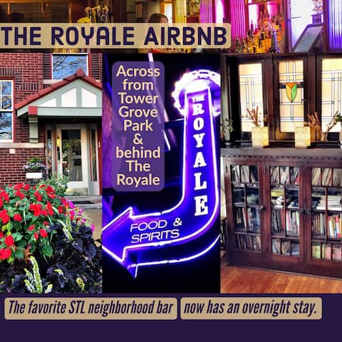 Premium apartment behind The Royale & Tower Grove