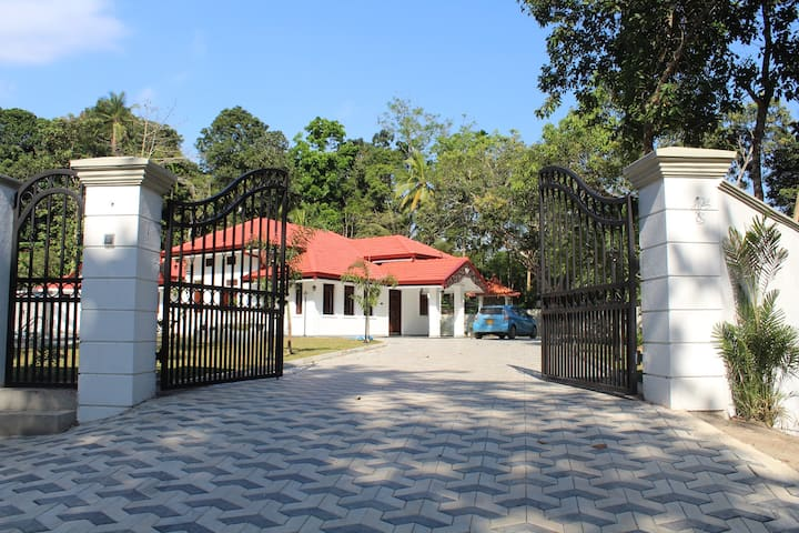 Heaven villa ,