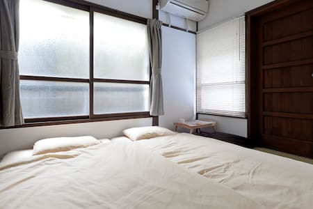 Traditional japanese apartment in Kagurazaka - 新宿区 - Apartment