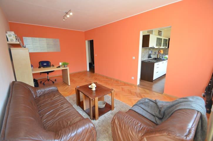 Nice apartment in Jičín - Jičín - Daire