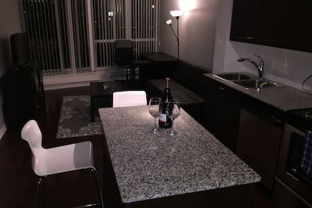 Modern Condo in the heart of Toronto Downtown - Toronto - Wohnung