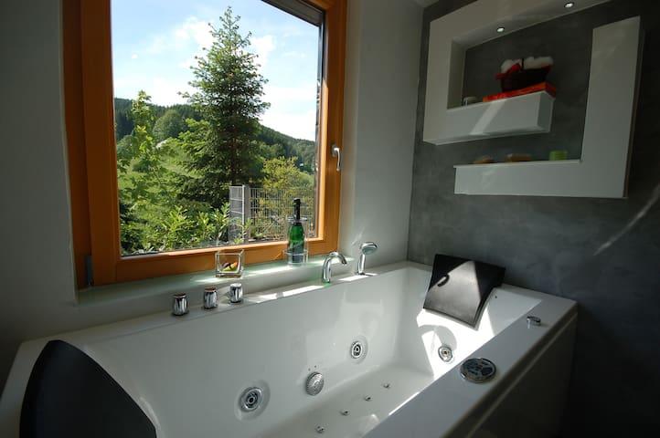 Resina Suite mit Whirlpool & Sauna - Osterode am Harz