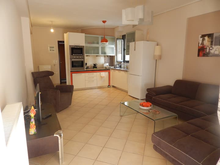Trikala Design Apartment at the City Center