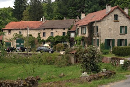 sleeps 8 | heated pool | LES VIGNES - Saint-Sylvestre - Talo
