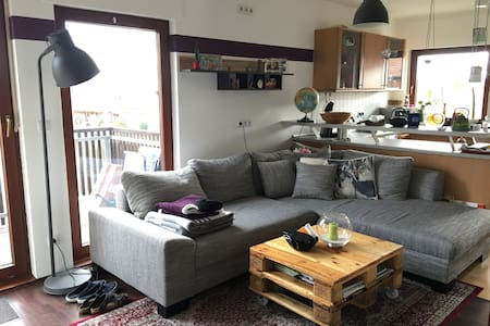 Helle, gemütliche Wohnung am Park Sanssouci - 波茨坦 - 公寓