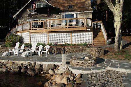 Lakeside on Newfound Lake - Sleeps 8 - Bristol - Hus