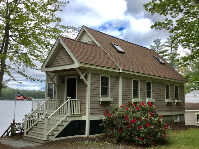Beautiful home overlooking pristine NH lake