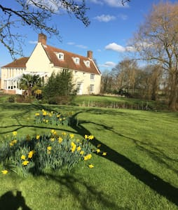 Period farmhouse, very pretty. - Bungay - 独立屋