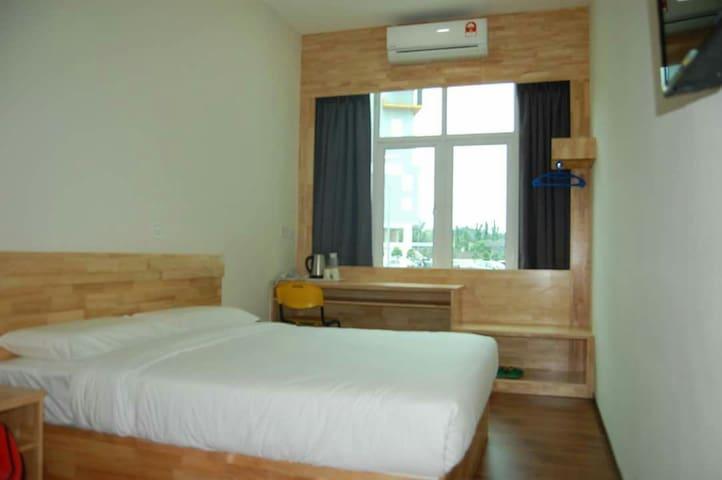 MH Unilodge Studio Homestay R2 - Taman Kampar Siswa,  - Apartament