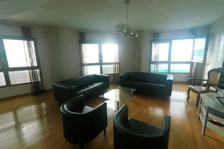 A room in an apartment with a magnificent view - Las Palmas de Gran Canaria - Wohnung