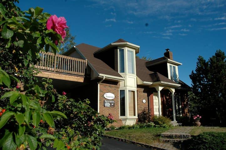 La Victorienne - Baie-Saint-Paul - Casa