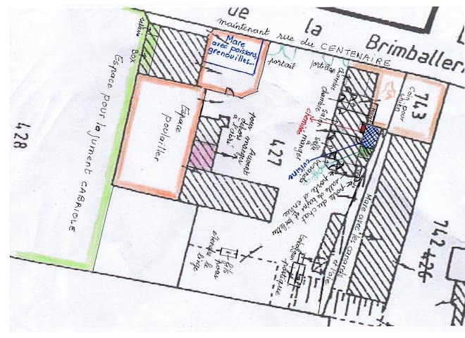 Fermette en rénovation - Sommecaise - Huis