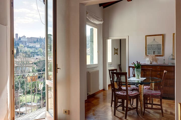 Flò Apartment....with amazing view - Florence - Apartmen
