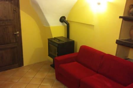 Appartamento nel Borgo Medievale - Cisano Sul Neva - Hus
