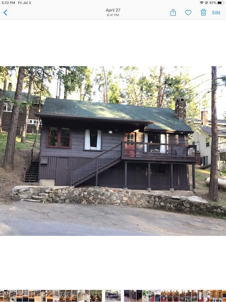 Twain Harte Cabin
