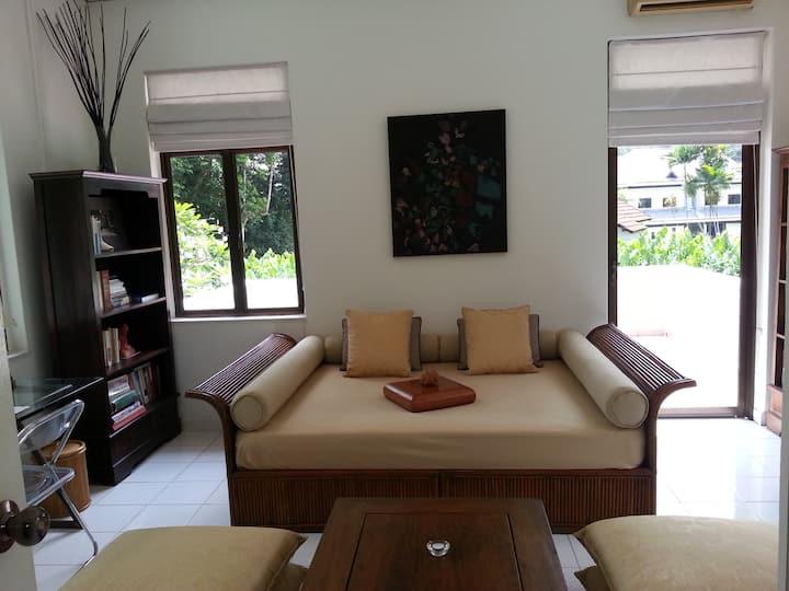Rain Forest View Retreat Suite for Women