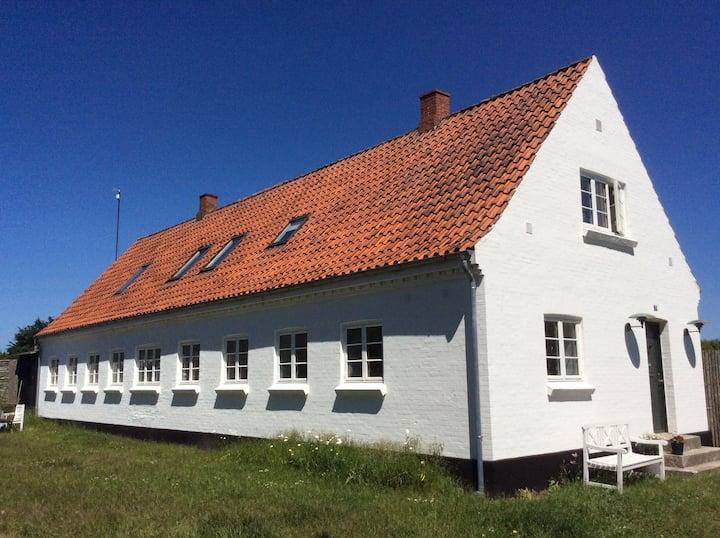 Askø Mejeri - sommerpensionat for livsnydere