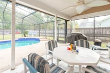 *HALF HOME*  Heated Pool/Disney/Universal/Outlets