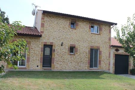 Grande Maison de campagne avec tout le confort - Maurens-Scopont - Haus