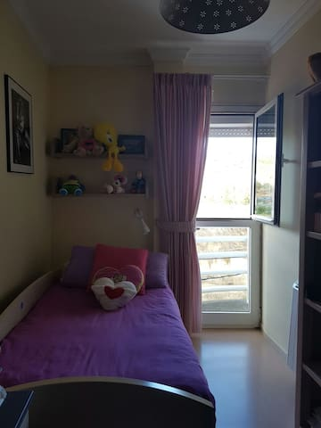 Habitación individual en dúplex. - Santa Brígida - Hus