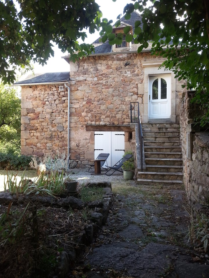 Maison de campagne proche de Rodez