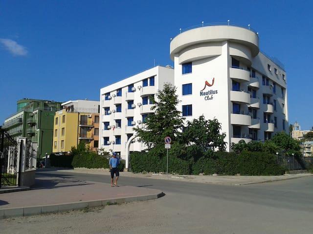 2х-комнатные апартаменты Nautilus club, Bulgaria