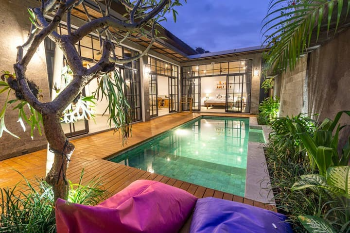 2BR Clean, Cozy Pool Villa close to Ubud Center #3