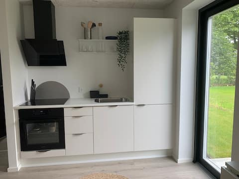 A cosy new appartement annex. Very clean and neat