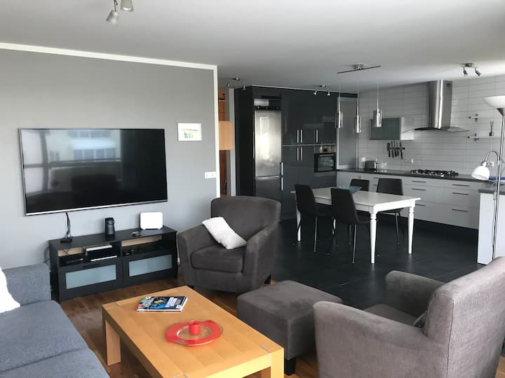 Nice apartment near the city center – Free parking