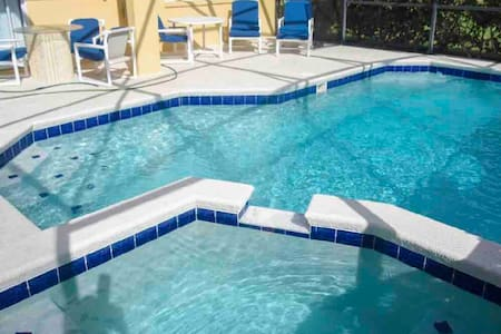 SPECIAL OFFER,4bed, Game, Pool, Up to 15, Pet Free