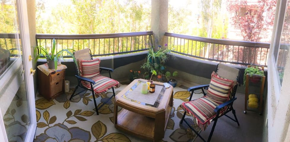 Private room in a luxury apartment complex - San Diego - Daire