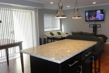 Private Room in Charming Condo - 北贝塞斯达(North Bethesda) - 公寓