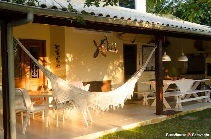 Praia Seca RJ, a room in paradise!