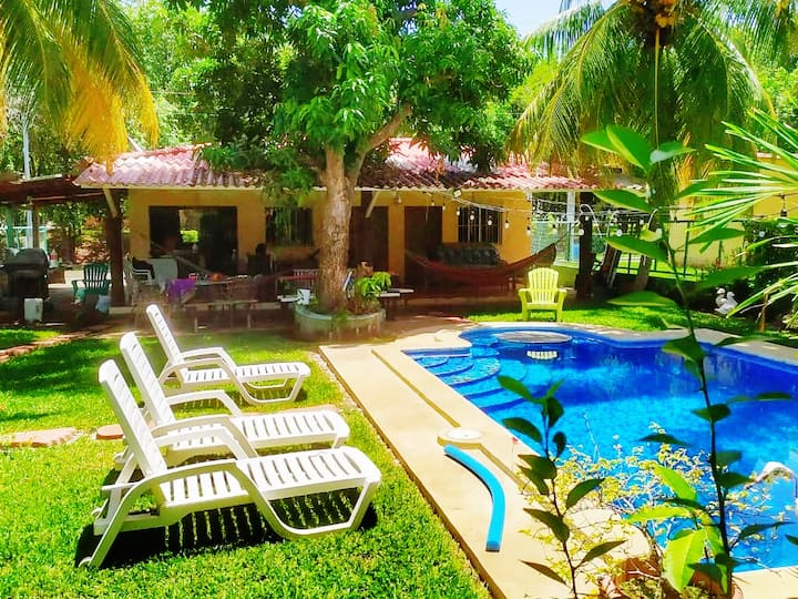 Rancho completo en San Blas