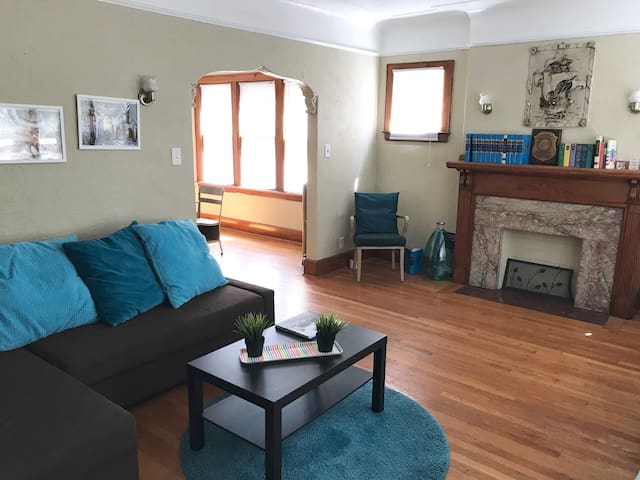 COZY, CHARMING AND COMFY 2BDR BRICK HOUSE