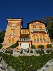 Beautiful Villa above the beach - レヴァント - 別荘