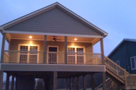 Big Lake House - Lake Charles - Ház