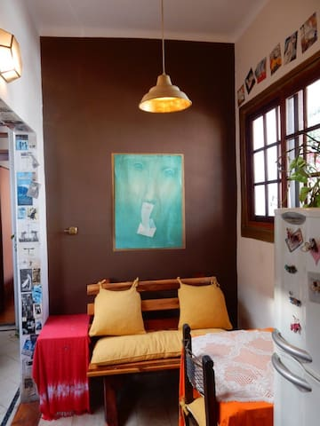 San Telmo waits for you - Buenos Aires - Wohnung