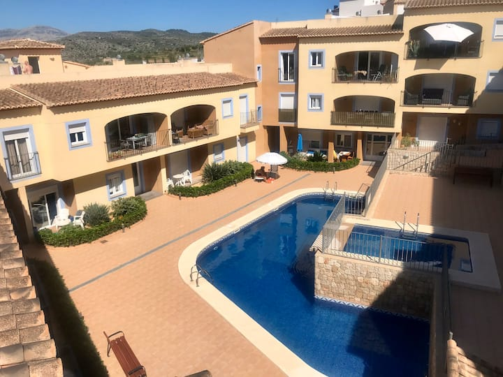 Stunning apartment for rent in Teulada,  Spain