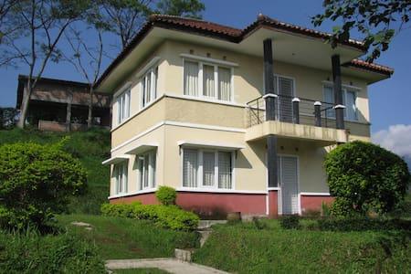 Villa De Nata Ciater Highland Resort, Riung Rangga - Subang Regency