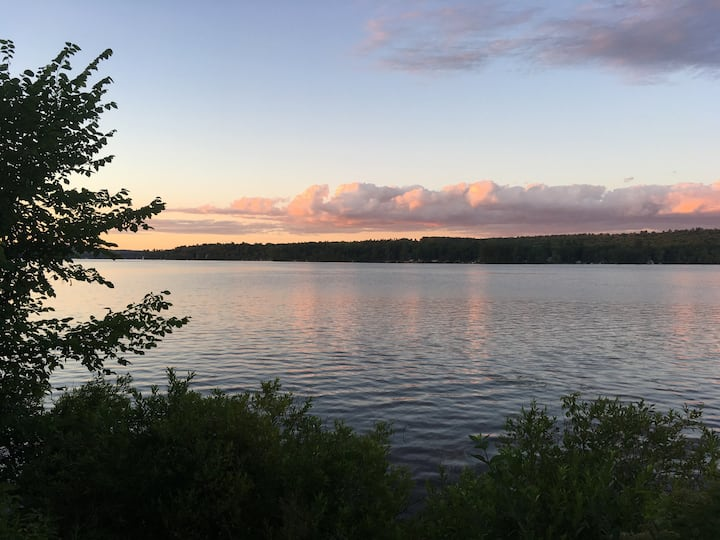 Tripp Lake Cove Home Away from Home
