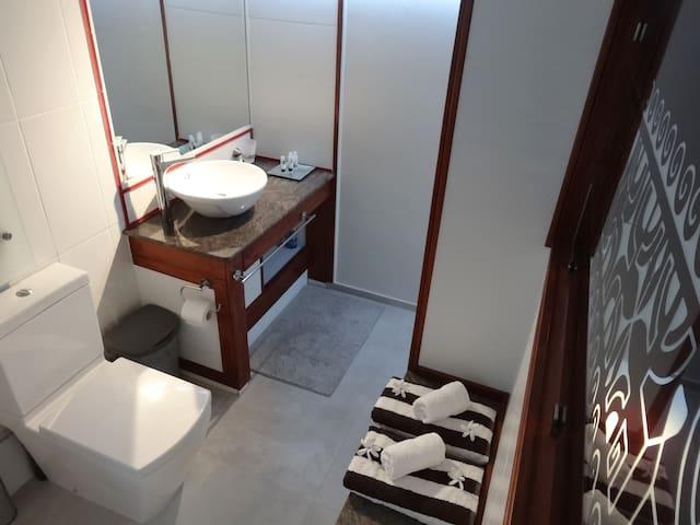 chambre 2 salle d'eau