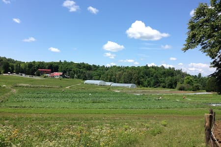 Charming Organic Farmcation - Wakefield - Haus