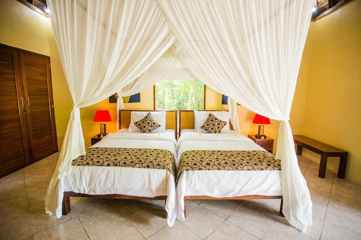 Bali Eco Resort - tranquil and calm - Papaya