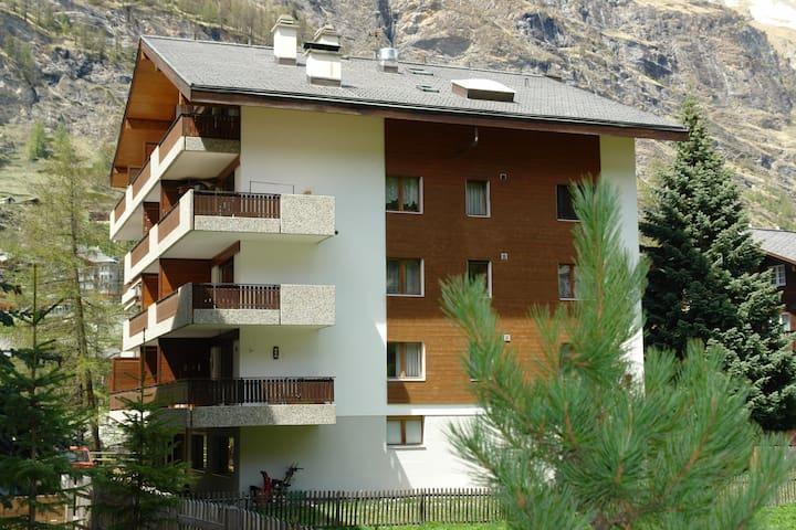 Myzermatt Monazit 4 people 1 floor - Zermatt - Appartement