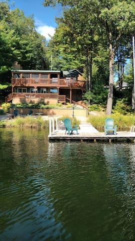 Northern Michigan Traverse City Lake House