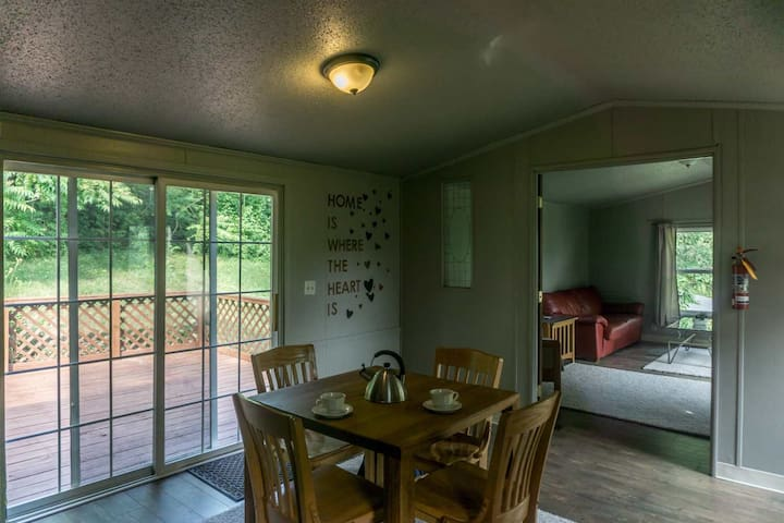 Cozy private 2 bedroom home in State College