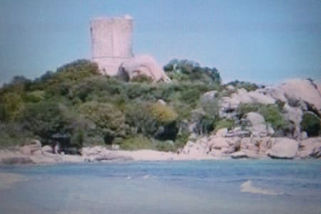 petite villa à 300 mètres des plages - Pianottoli-Caldarello - Haus