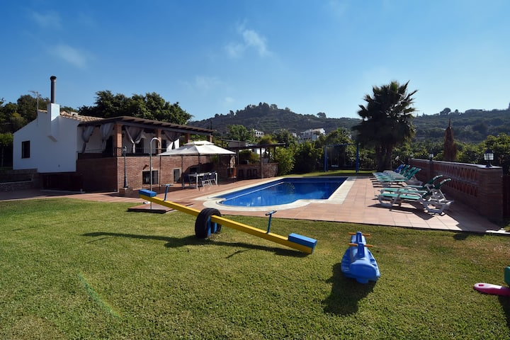 Countryside villa in Nerja 027 with private pool